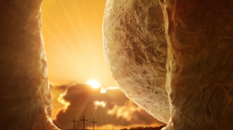 Jesus' Resurrection:  Exalted Before His Enemies