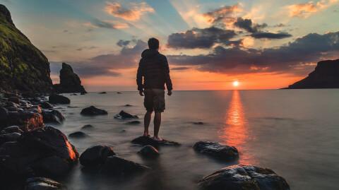 The Downward Journey of Sanctification